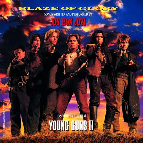 "Download Bon Jovi - Blaze of Glory (Inspired by the Film ""Young Guns II"") [Album]"