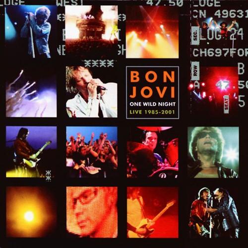 Download Bon Jovi - One Wild Night - Live (1985-2001) [Album]