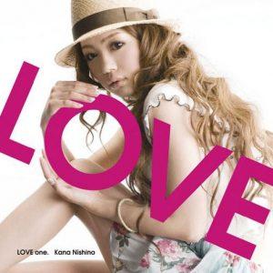Album] Kana Nishino - LOVE one [MP3/320K/RAR][2009 06 24]