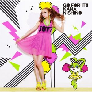 [Single] Kana Nishino – GO FOR IT!! [MP3/320K/RAR][2012.07.25]