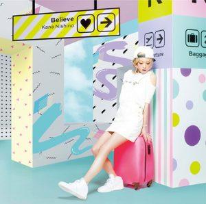 [Single] Kana Nishino – Believe [MP3/320K/RAR][2013.06.05]
