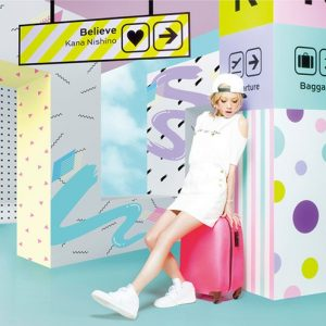 Single] Kana Nishino - Believe [MP3/320K/RAR][2013 06 05]