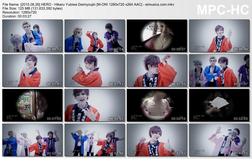 [2015.08.26] HERO - Hikaru Yubiwa Daimyoujin (M-ON!) [720p]   - eimusics.com.mkv_thumbs_[2015.10.12_19.11.02]