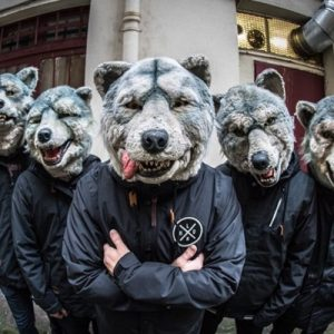 MAN WITH A MISSION Discography