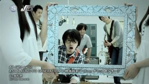 [PV] ASIAN KUNG-FU GENERATION – All right part2 feat. Hashimoto Eriko [HDTV][720p][x264][AAC][2011.06.29]