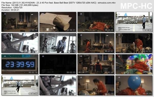 [2013.01.30] HYADAIN - 23 Ji 40 Pun feat. Base Ball Bear (SSTV) [720p]   - eimusics.com.mkv_thumbs_[2015.11.03_19.33.15]