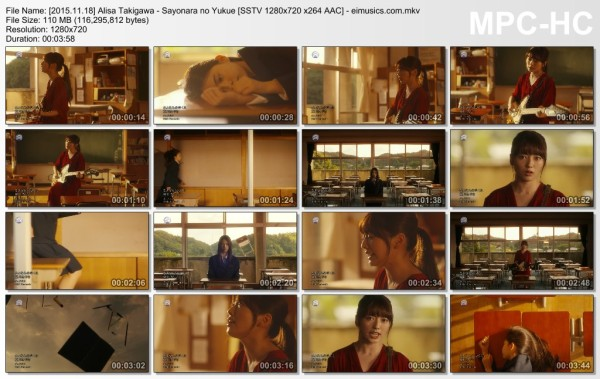 [2015.11.18] Alisa Takigawa - Sayonara no Yukue (SSTV) [720p]   - eimusics.com.mkv_thumbs_[2015.11.12_10.29.15]