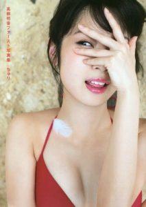 Akane Takayanagi – Akane Takayanagi (SKE48) First Photobook 'Churi' [Photobook]