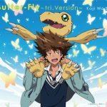 [Single] Koji Wada – Butter-Fly ~tri.Version~ [MP3/320K/ZIP][2015.11.25]
