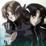 [Single] angela – DEAD OR ALIVE [MP3/320K/RAR][2015.11.11]