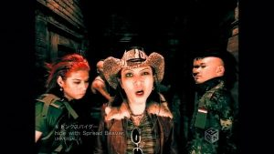 hide with Spread Beaver – Pink Spider (M-ON!) [720p] [PV]