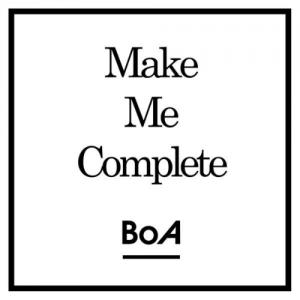 [Single] BoA – Make Me Complete [AAC/256K/ZIP][2016.01.22]