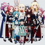 "[Single] Kishida Kyoudan & THE Akeboshi Rockets – GATE II ~Sekai wo Koete~ ""Gate: Jieitai Kanochi nite, Kaku Tatakaeri S2"" Opening Theme [MP3/320K/ZIP][2016.01.27]"
