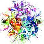 THREE – Yume no Tsubomi [Single]