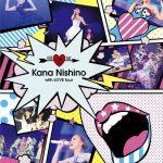 [Album] Kana Nishino – with LOVE tour [MP3/320K/ZIP][2016.02.03]