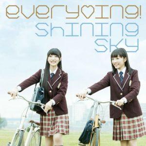 "[Single] every♥ing! – Shining Sky ""Ooyasan wa Shishunki!"" Opening Theme [MP3/320K/RAR][2016.02.10]"