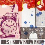 "[Single] DOES – KNOW KNOW KNOW ""Gintama°"" 4th Opening Theme [MP3/320K/RAR][2016.03.02]"