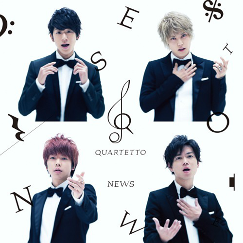 NEWS - QUARTETTO [Album]