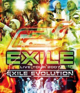 [Concert] EXILE LIVE TOUR 2007 EXILE EVOLUTION [BD][720p][x264][AAC][2007.10.17]