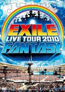 [Concert] EXILE LIVE TOUR 2010 FANTASY [BD][720p][x264][AAC][2010.12.01]