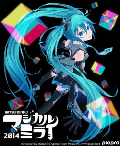 "[Concert] Hatsune Miku ""Magical Mirai 2014"" [BD][1080p][x264][AAC][2015.03.11]"