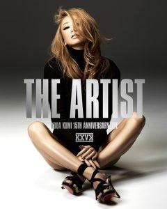 [Concert] KODA KUMI 15th Anniversary LIVE The Artist [BD][720p][x264][AAC][2016.03.23]