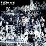 """[Single] UVERworld – WE ARE GO / ALL ALONE """"Puzzle & Dragons Cross"""" Opening Theme [AAC/256K/ZIP][2016.07.27]"""