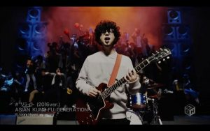 [PV] ASIAN KUNG-FU GENERATION – Rewrite (2016ver.) [HDTV][720p][x264][AAC][2016.11.30]