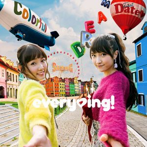 [Album] every♥ing! – Colorful Shining Dream First Date♥ [MP3/320K/ZIP][2017.01.18]