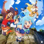 """[Single] Machico – TOMORROW """"Kono Subarashii Sekai ni Shukufuku wo! S2"""" Opening Theme [MP3/320K/RAR][2017.02.01]"""