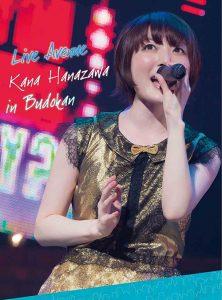 [Concert] Kana Hanazawa – Live Avenue ~Kana Hanazawa in Budoukan~ [BD][1080p][x264][AAC][2015.11.04]