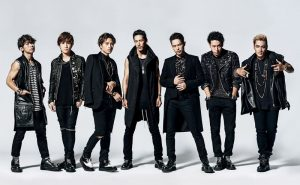 Sandaime J Soul Brothers from EXILE TRIBE Discography