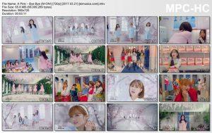 A Pink – Bye Bye (M-ON!) [720p] [PV]
