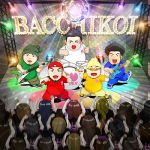 "[Single] DEV PARADE – BACCHIKOI!!! ""Naruto Shippuden"" 8th Ending Theme [MP3/320K/RAR][2009.03.11]"