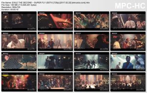 EXILE THE SECOND – SUPER FLY (SSTV) [720p] [PV]