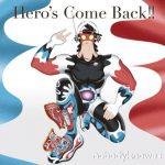 "[Single] nobodyknows+ – Hero's Come Back!! ""Naruto Shippuden"" 1st Opening Theme [MP3/320K/RAR][2007.04.25]"