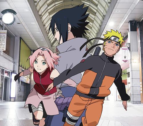 Openings Naruto Download Mp3: Yume Wo Daite ~Hajimari No Crissroad