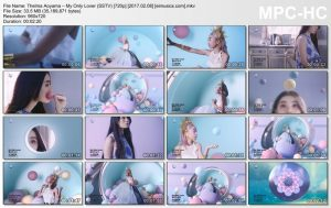Thelma Aoyama – My Only Lover (SSTV) [720p] [PV]