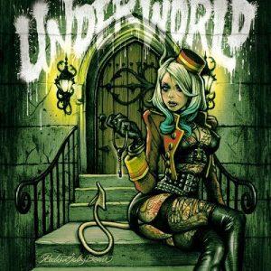 [Album] VAMPS – UNDERWORLD [MP3/320K/RAR][2017.04.26]