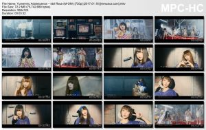 Yumemiru Adolescence – Idol Race (M-ON!) [720p] [PV]