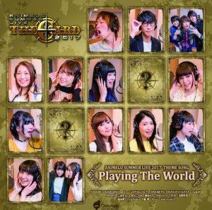 "[Single] V.A. – Playing The World ""Animelo Summer Live 2017 THE CARD"" Theme Song [MP3/320K/RAR][2017.05.17]"