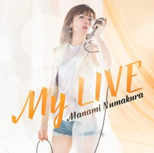 [Album] Manami Numakura – My LIVE [MP3/320K/RAR][2017.06.14]