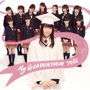 Sakura Gakuin – My Graduation Toss [Single]