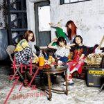 [Single] GIRLFRIEND – Kiseki Rush [MP3/320K/RAR][2017.07.26]