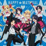 [Single] V.A. – Happy☆Material [MP3/320K/ZIP][2017.10.25]