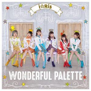 i☆Ris – WONDERFUL PALETTE [Album]