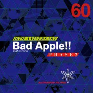 [Album] Alstroemeria Records – Bad Apple!! feat. nomico 10th Anniversary PHASE2 [MP3/320K/ZIP][2017.12.29]
