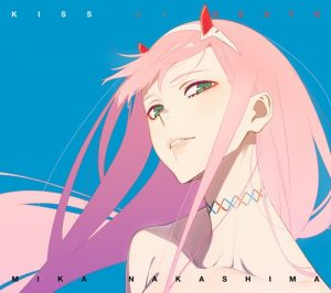 """[Single] Mika Nakashima x Hyde – KISS OF DEATH """"Darling in the FranXX"""" Opening Theme [MP3/320K/ZIP][2018.01.04]"""
