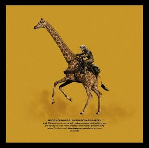[Album] UNISON SQUARE GARDEN – MODE MOOD MODE [MP3/320K/ZIP][2018.01.24]