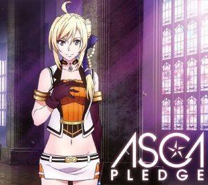 "[Single] ASCA – PLEDGE ""Grancrest Senki"" Ending Theme [MP3/320K/ZIP][2018.02.21]"